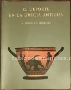 EL DEPORTE EN LA ANTIGUA GRECIA