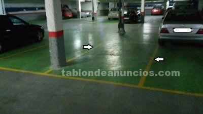 Venta plaza garaje bravo murillo 359