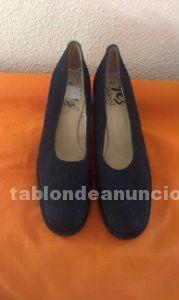 Zapatos negros de salon