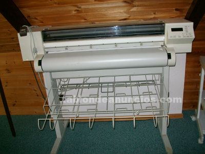 Plotter hp designjet 600