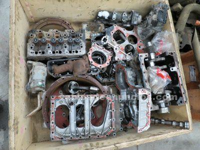 Motor miniexcavadora yanmar b22.b