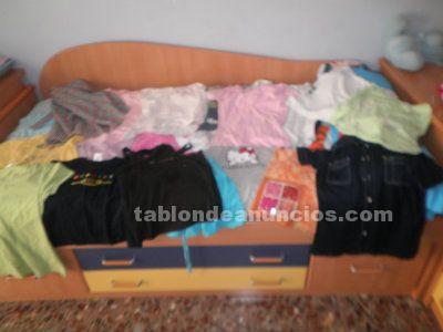 Prendas de ropa de niña (24) por 15 euros