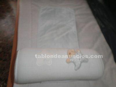 Almohada para beb� marca tuc tuc azul