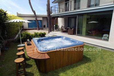 Jacuzzi spa kino exterior systempool