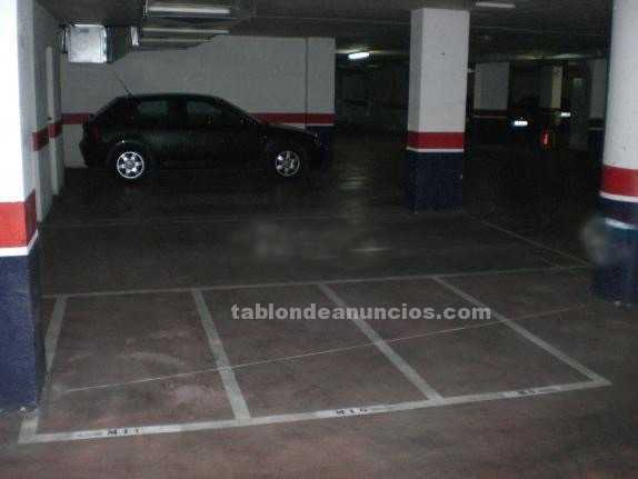 Se vende parking para moto grande