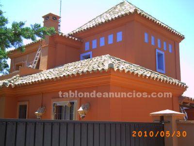 Reparación y pintado de fachadas en estepona - marbella- sabinillas