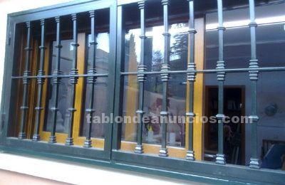 Instalación de puertas metálicas y rejas de seguridad 916607079