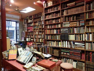 Libreria anticuaria Libros Madrid