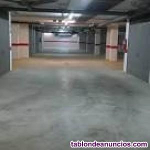 Plaza de garaje - pza. De la alegria, 1 cordoba