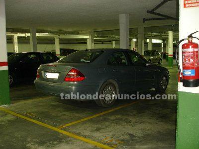 Barajas, las Mercedes. 7 plazas de garaje