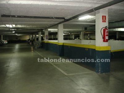 Canillas, 4 plazas de garaje para moto