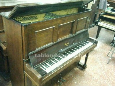 Vendo  piano-pianola
