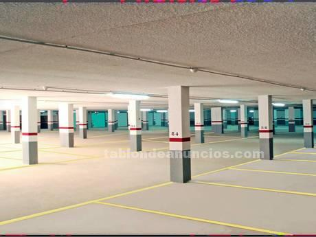 Parking plazas de parking en zona c�ntrica de