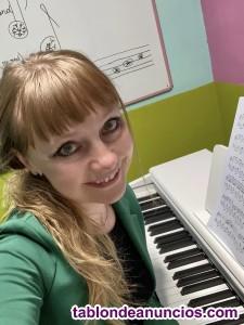 Professora de piano