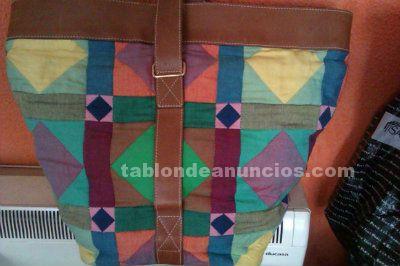 Maxi bolso italiano  de diseño de lujo