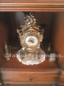 Reloj bronce