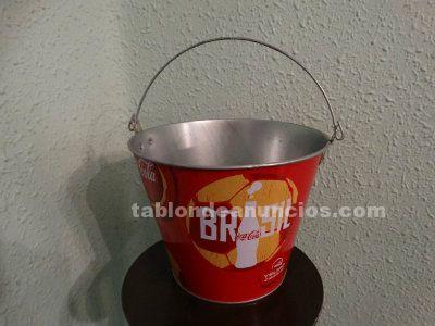 Cubo Coca Cola Mundial de Brasil