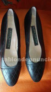 Zapatos escarpines planos