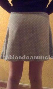 Bonita falda corta