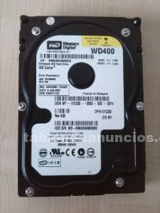 Disco duro interno ide 40gb