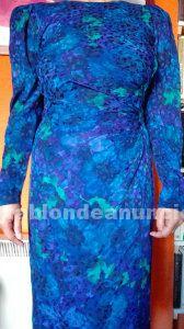 Bonito vestido de  louis feraud