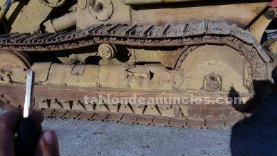 Protección carros para máquinas cadenas