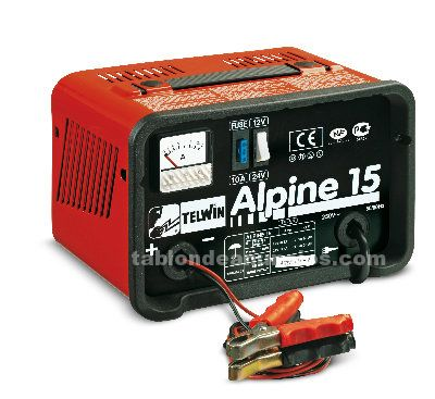 CArgadores, arrancadores, mantenimiento de baterias
