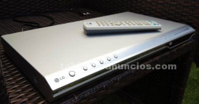 REPRODUCTOR DVD LG DVX8731C