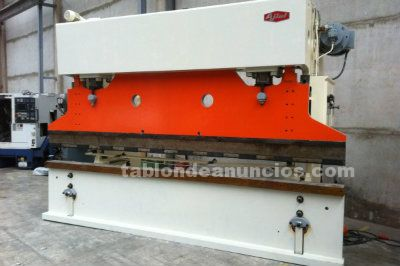 Plegadora hidraulica ajial 4. 000x170 tm.