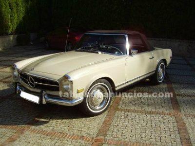 Mercedes benz 250 sl pagoda