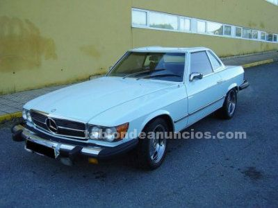 Mercedes benz 450 sl