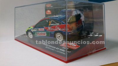 Ford focus wrc escala 1/43. Altaya.