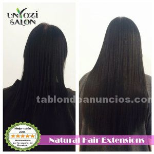 EXTENSIONES CABELLO NATURAL-HAIR EXTENSIONS AMP;BEST PLACE IN BARCELONA
