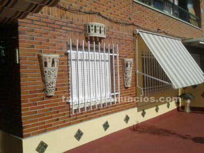 Anuncios terraza y jard n en madrid for Brazos para toldos de segunda mano