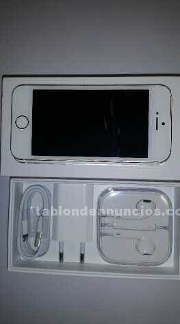 Iphone 5 s silver 16gb