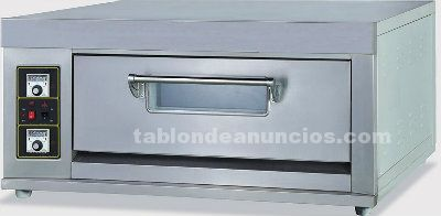 Horno de pizza electrico