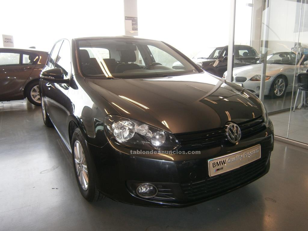 Volkswagen golf 1.6 tdi 105 bluemotion, 105cv, 5p del 2010