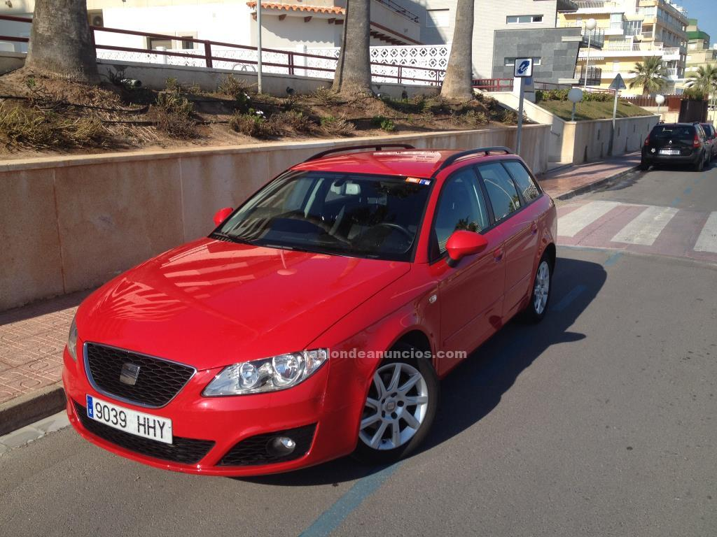 Seat exeo 2.0 tdi 120 ps dpf reference st, 120cv, 5p del 2012