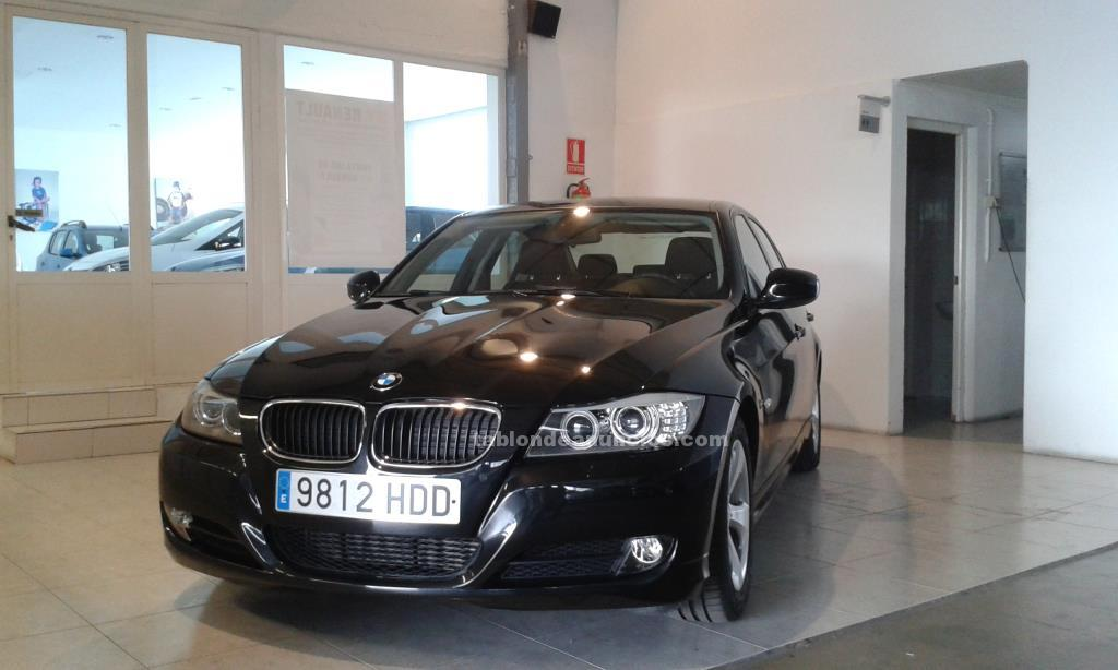 Bmw series 3 (o)2.0 320d efficientdynamics edition (e, 163cv, 4p del 2011
