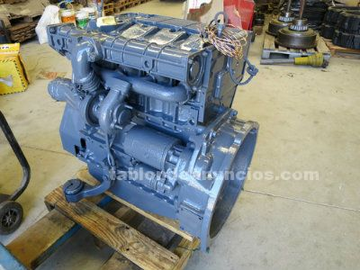 Motor deutz bf4l1011