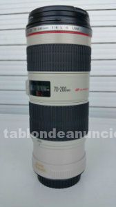 Canon ef 70-200 f4 is usm
