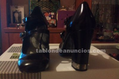 Zapatos negros de nine west