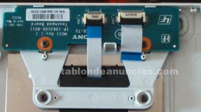 PLACA TOUCHPAD BOARD SONY VAIO