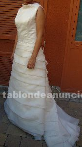 Vestido de novia aire collection