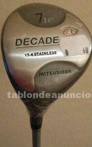 Madera mitsushiba decade nº7(24º) grafito regular left handed (zurdo)