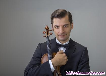 Profesor de violín ruso