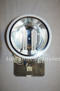 Luminaria circular empotrable tipo downlight