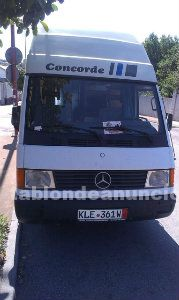 MERCEDES BENZ MB100, SE VENDE MERCEDES MB100 CAMPER