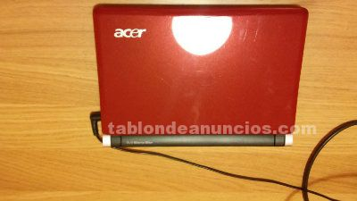 Portatil acer aspire one 10