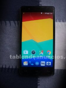 Bq - aquaris e5 hd 16 gb libre